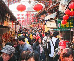 Załamanie w eksporcie Chin. Największy spadek od ponad dwóch lat