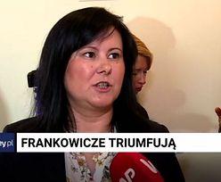 """Wyrok TSUE. Justyna Dziubak: """"Nie wywróciłam systemu bankowego. Wprowadzam sprawiedliwość"""""""