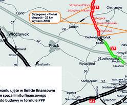 Nowe drogi w Polsce. Jest zielone światło dla dwóch odcinków S7
