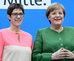 Nord Stream 2. Liderka CDU popiera budowę gazociągu