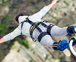 Kto kontroluje skoki bungee? Rząd mówi, że inspekcje pracy. Inspekcje pracy zaskoczone