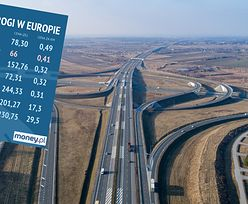 """Autostrada A2 wśród najdroższych w Europie. Przynajmniej jeśli chodzi o """"prywatne"""" odcinki"""