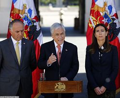Gwałtowne protesty w Chile. Prezydent odwołuje ważne imprezy