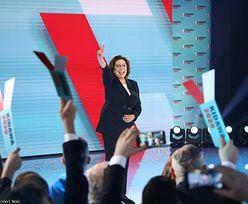Obietnice wyborcze Małgorzaty Kidawy-Błońskiej warte 45 mld zł? Wiceminister podsumowuje konwencję