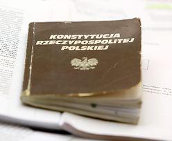 Morawiecki w expose: zmienimy Konstytucję