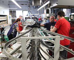 Produkcja butów w Polsce. Branża złapała zadyszkę