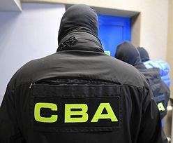 CBA. Biuro zatrzymało byłego senatora PiS i jego syna