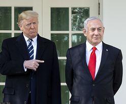 Sytuacja na Bliskim Wschodzie. Trump ogłosi swój plan