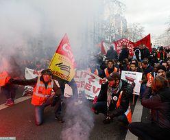 Francja. Strajki trwają mimo świąt Bożego Narodzenia