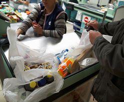 Opłata recyklingowa. 20 gr za każdą plastikową torbę