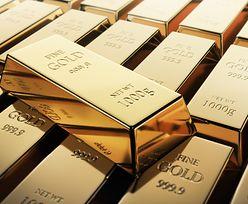 Kurs złota bije rekordy. Obawy o upadłość Argentyny napędzają notowania