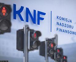 Kara KNF dla Altus TFI. Cofnięcie licencji i 7 mln zł do zapłaty