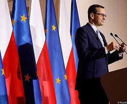 """Morawiecki dla money.pl: """"Polexit równie niemożliwy jak germanexit"""". Premier liczy na powroty z Wielkiej Brytanii"""