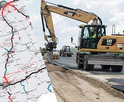 S7 wciąż miejscowo w budowie. Droga będzie ukończona dopiero w 2025 r.