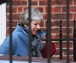 Theresa May przegrała ważne głosowanie w parlamencie. Trudniej o brexit bez umowy