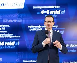 Nowa piątka PiS. Morawiecki zdradza, skąd Prawo i Sprawiedliwość weźmie pieniądze na realizację licznych obietnic