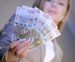 Spektakularny przyrost banknotów 500 zł. Granica 200 mld zł przebita