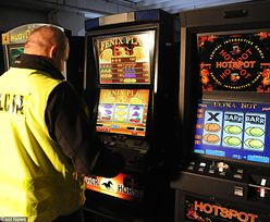 Nielegalny salon hazardu padł. Warte 23 tys zł maszyny w rękach policji