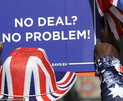 """Operacja """"twardy brexit"""" wstrzymana. Kosztowała już 4 mld funtów"""