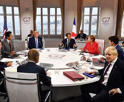 Szczyt G7. Trump ws. brexitu: szybko zawrzemy umowę z Wielką Brytanią