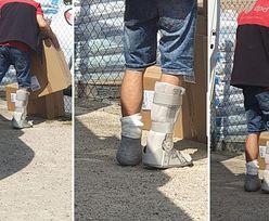 """Kurier ze złamanymi nogami. """"L4 w tej branży po prostu nie istnieje"""""""