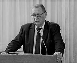 Zmarł prof. Jan Szyszko, leśnik, polityk, były minister środowiska