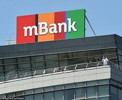 mBank podnosi opłaty i prowizje. Tłumaczy, że państwo za dużo mu zabiera