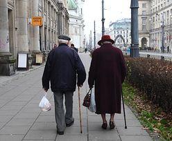 Na dziecko 500+, a na seniora 7 zł. Prof. Czapiński: Tylko nowe dzieci mogą uratować emerytów