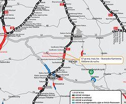Nowe drogi w Polsce. Kolejny odcinek S7 otwarty