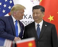 """USA i Chiny z porozumieniem. Trump: """"Zrobią u nas wielkie zakupy"""""""