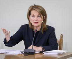 Elżbieta Chojna-Duch znika z mediów, z Trybunału Konstytucyjnego nie chce rezygnować. SMS od rodziny zignorowała