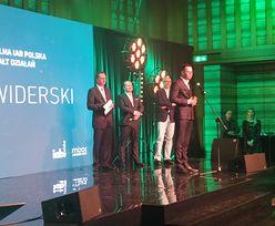 Tak się wygrywa w internecie. Jacek Świderski, prezes Grupy WP, z Nagrodą Specjalną od branży interaktywnej
