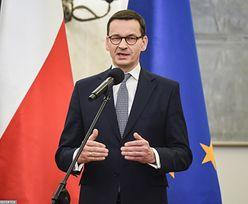 """Podniesienie akcyzy. Premier Morawiecki przerażony spożyciem: """"pijmy z umiarem"""""""