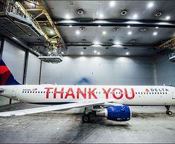 Linie lotnicze Delta nagrodziły wszystkich pracowników. Łączna suma przekroczyła 1,5 mld dol.