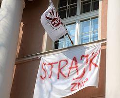 Strajk nauczycieli. Polacy nisko wyceniają pracę belfrów, bo sami mało dostają