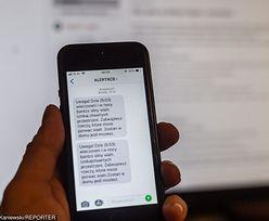 Alert RCB. SMS zaalarmował Polaków w 10 województwach. Po nocnych wichurach jedna osoba ranna