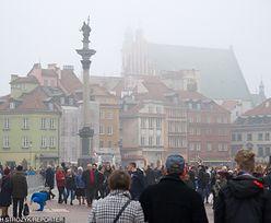 Smog letni zniknął, wraca smog zimowy. W Polsce jesień łatwiej poczuć, niż zobaczyć