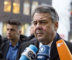 Sigmar Gabriel w Deutsche Banku. Kontrowersyjna nominacja