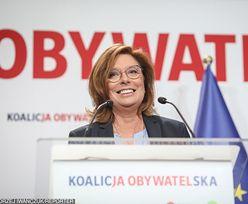 Kidawa-Błońska przedstawiła program KO. Zapowiada zmiany w PIT i CIT