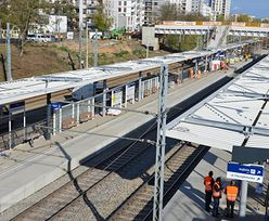 Przystanek kolejowy Warszawa Powązki już od 1 listopada. Trwają odbiory techniczne