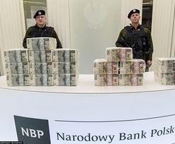 """Banknoty NBP. Ich liczba podwoiła się i """"żyją"""" dłużej"""