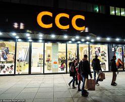 Akcje CCC nagle podskoczyły o 14 proc. Czegoś takiego nie było od 15 lat