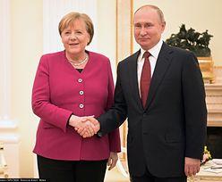 Angela Merkel w Moskwie. Niemieckie media piszą o ociepleniu relacji niemiecko-rosyjskich