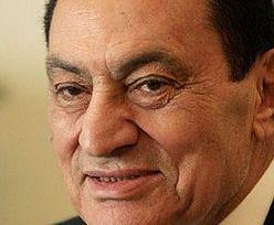 Hosni Mubarak. Nie żyje długoletni były dyktator Egiptu. O jego majątku krążyły legendy