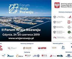 II Forum Wizja Rozwoju: Sto debat w kilkunastu blokach tematycznych