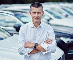 Polak podbija koncern Volvo. Olbrzymi awans Arkadiusza Nowińskiego