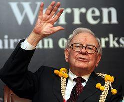 """List Warrena Buffetta. Na rynku brakuje """"słoni"""" do upolowania, będą inwestycje w akcje"""