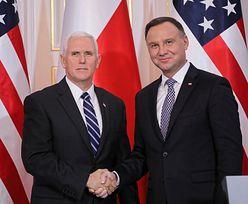 Prezydent Andrzej Duda: niedługo zapadną decyzje o zwiększeniu liczby wojsk USA w Polsce