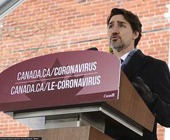 Kanada walczy z koronawirusem i zwiększa pomoc dla firm. Wyda 5 proc. PKB