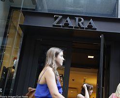 Ubrania z Zary będą bardziej ekologiczne. Zero plastiku i mniej wody